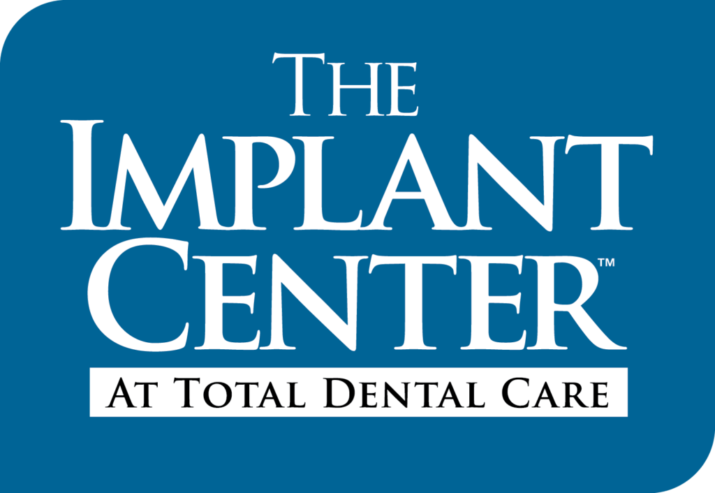 The Impalnt Center At Total Dental Care Logo