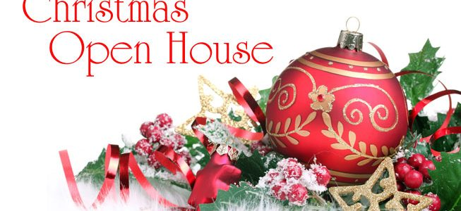 Christmas Open House Image