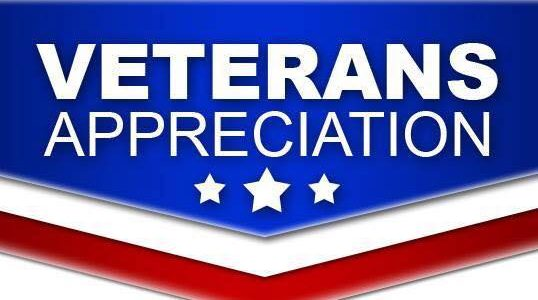 Veterans Appreciation Logo